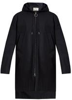 Acne Studios Melt Cotton Hooded Jacket