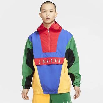 Nike Mens Woven Jacket Jordan Sport DNA