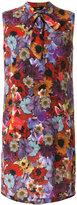 Diesel floral sleeveless dress - women - viscose - XS