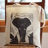Bird Elephant Bag