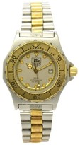 Tag Heuer 3000 Professional200 934.215 Stainless Steel & Gold Plated Quartz 31.5mm Women