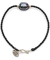 Tai Bead Bracelet: Black
