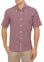 Drizabone Driza-Bone Smith One Pocket Small Check S/S Shirt