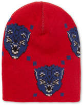 Gucci Oversized Intarsia Wool Beanie