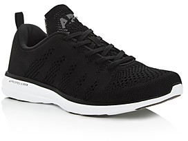 APL Athletic Propulsion Labs Athletic Propulsion Labs Men's Techloom Pro Lace Up Sneakers