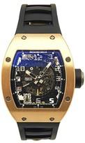 Richard Mille RM10 RMAS7 18K Rose Gold Automatic 39.30mm Unisex Watch