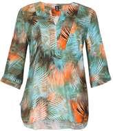Izabel London *Izabel London Multi Coloured V-Neck Top