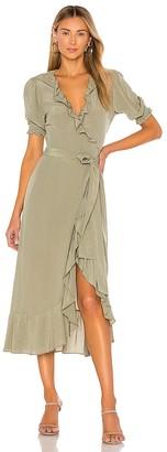 Privacy Please Kendall Midi Dress