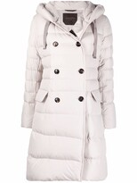 Thumbnail for your product : Moorer Double-Breasted Padded Coat