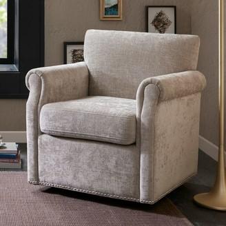 Madison Home USA Helleman Swivel Arm Chair