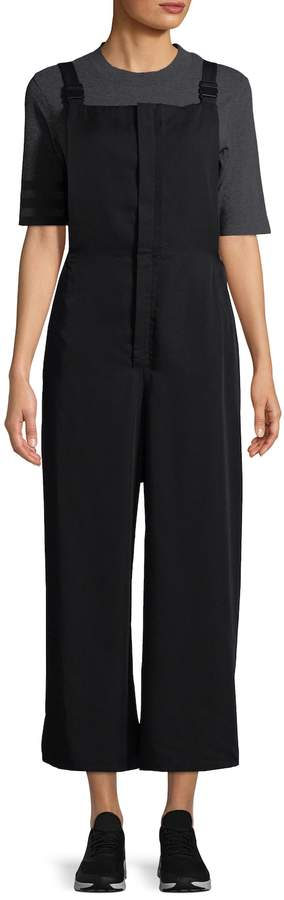Y-3 Women's Solid Criss-Cross Back Overall