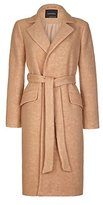 Anastasia Beverly Hills Women's Wool Winter Wrap Duster Coat Size USA