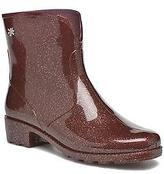 Méduse Women's Camapail Wellies Ankle Boots in Burgundy