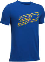 Under Armour SC30 Stephen Curry Graphic-Print T-Shirt, Big Boys (8-20)