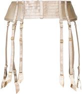 Bordelle Art Deco adjustable suspenders