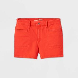 Universal Thread Women's Plus Size High-Rise Jean Shorts - Universal ThreadTM