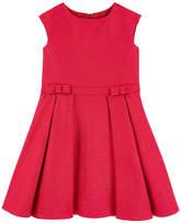 Lili Gaufrette Shimmering jacquard party dress