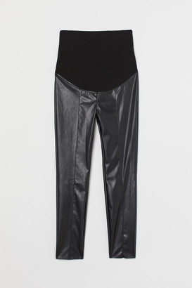 H&M MAMA Leggings - Black