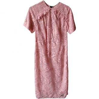 Burberry Pink Lace Dresses