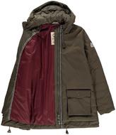 Pyrenex Fur-Lined Travel Parka