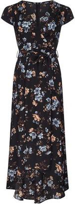 Yumi Pastel Floral Maxi Dress