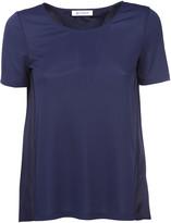 Dondup Crossed Slit Back T-shirt