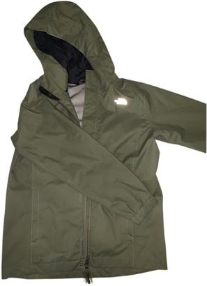 The North Face Khaki Synthetic Jackets & Coats