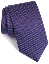 Eton Men's Microdot Silk Tie
