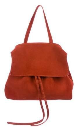 Mansur Gavriel Suede Mini Lady Bag