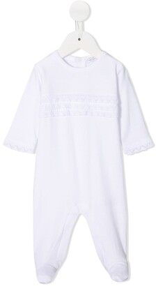 Kissy Kissy Crochet Trim Pyjamas