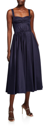 Jason Wu Collection Sleeveless Poplin Day Dress