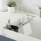 Crate & Barrel Kohler Sink Utility Rack