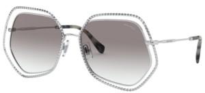 Miu Miu Sunglasses, Mu 58VS 60