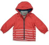 Carter's Stripe Mesh Jacket in Red
