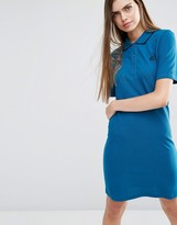 Paul Smith Blue Polo Dress