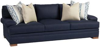 Barclay Butera Maxwell Sofa - Navy Linen