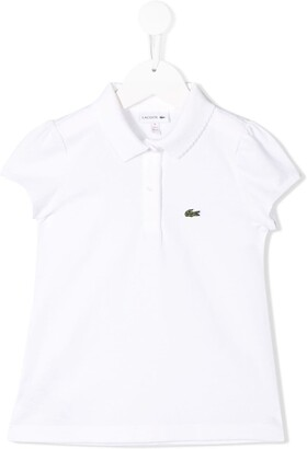 Lacoste Kids Short Sleeved Polo Shirt