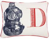 Thomas Paul D Diver Pillow