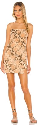 Indah Bea Bias Mini Dress