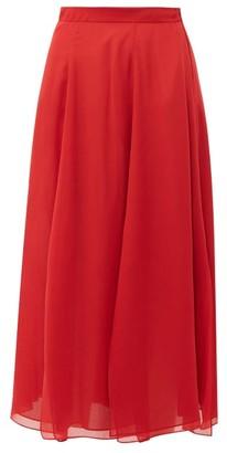 Max Mara Margie Skirt - Womens - Red