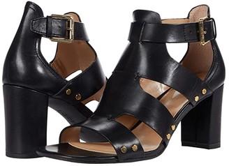 Lauren Ralph Lauren Bandelle (Black) Women's Lace up casual Shoes