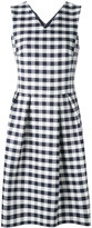 Paul Smith checked dress - women - Cotton - 42