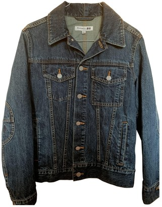 J.W.Anderson Navy Denim - Jeans Jackets