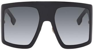 Christian Dior Black DiorSoLight1 Sunglasses