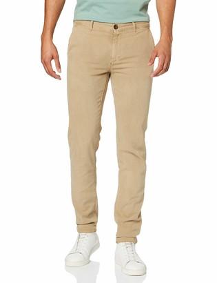 Hkt By Hackett Hackett London Men's Hkt Chno Strch GMT Dye Straight Jeans