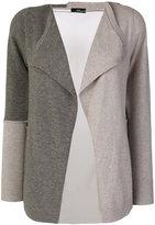Diesel colour block cardigan