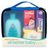Johnson & Johnson Johnson's® All Better Baby Giftset