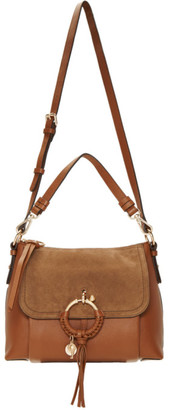 See by Chloe Brown Small Joan Bag