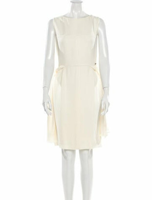 Chanel 2015 Knee-Length Dress