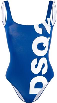 DSQUARED2 Logo Swimsuit